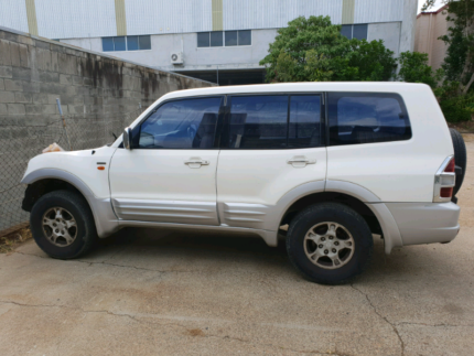 2001 v6 petrol mitsubishi pajero exceed rolling shell Salisbury Brisbane South West Preview