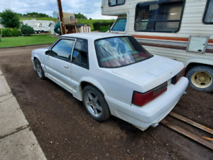 1988 ford mustang gr 5.0 manual 5speed