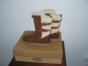 New UGG boots, size 38, US 7