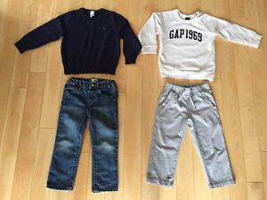 Lot de vetements garcon, grandeur 3T