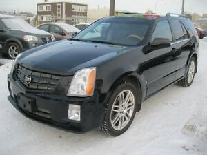 2007 CADILLAC SRX4 AWD IN EXCELLENT CONDITION WELL MAINTAINED