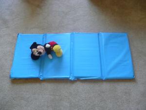 toddler's nap mat