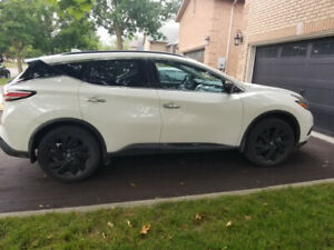 Lease Takeover-2018 Nissan Murano Midnight Edition