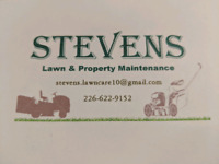 Stevens Lawn & Property Maintenance