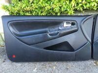 Seat Ibiza mk3 cupra 1.8t leather door cards interior