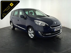 2012 62 RENAULT GRAND SCENIC DYNAMIQUE TOMTOM ENERGY DCI 1 OWNER FINANCE PX