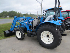 2015 LS 6168 Tractor and Loader