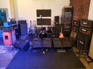 Professional Rehearsal Space