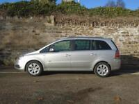 2006 06 VAUXHALL ZAFIRA 1.9 ACTIVE CDTI 8V 5D 120 BHP - 1 OWNER FROM NEW - FULL