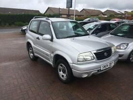 2004 Suzuki Grand Vitara 1.6 SE Estate 3dr