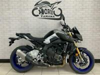 YAMAHA MT-10 SP BRAND NEW SPORT MODEL OHLINS ELECTRONIC SUSPENSION