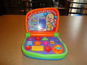 Fisher-Price First Baby Computer