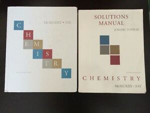 Chemistry, 5th edition