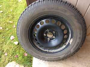 "16"" winter tires and rims for sale"