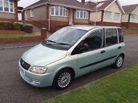 Fiat turbo diesel 6 seats £700