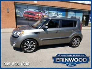 2012 Kia Soul 4uROOF / BLUETOOTH / RV CAM / 18' WHLS