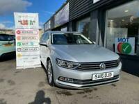 2016 Volkswagen Passat 1.6 SE BUSINESS TDI BLUEMOTION TECHNOLOGY 5d 119 BHP Esta