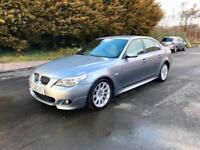 2007 BMW 5 Series 2.5 525d M Sport 4dr