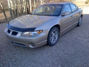 Further Reduced! '01 Pontiac Grand Prix GT Sedan
