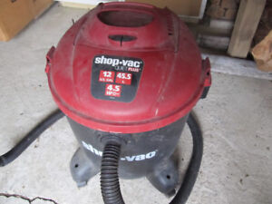 "Aspirateur  d'atelier,  ""Shop Vac"""