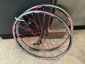 Fulcrum racing Zeros clincher/tubeless