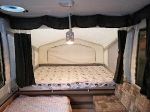 Tent Trailer Palomino Yearling 2007