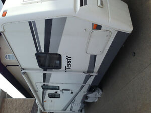 2006 terry travel trailer 26 ft