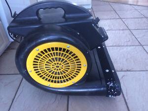 Air Mover / Carpet Dryer / Floor Dryer