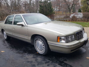 1997 Cadillac DeVille Certified & E-Tested