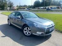 2010 Citroen C5 2.0 Hdi Exclusive Saloon - New MOT - Only 108000 Miles