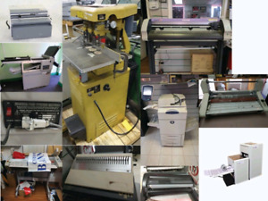 Printing Equipments