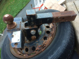 10,000 lbs asjustable trailer hitch