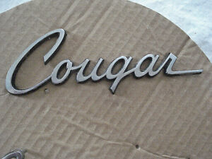 69 cougar xr7 emblems and Books London Ontario image 4