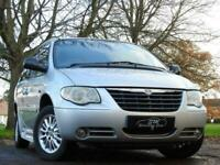 2006 Chrysler Grand Voyager 2.8 LX 5d 150 BHP MPV Diesel Automatic
