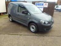 Volkswagen Caddy 1.6TDi ( 102PS ) BlueMotion Tech C20 2012 1 company owner