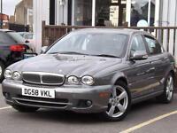 2008 Jaguar X Type 2.2d SE 2009 4dr Auto DPF 4 door Saloon