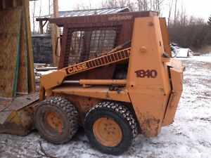 Case 1840 Skid Steer in good condition for sale