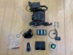 Panasonic EVA-1 Full Complete package