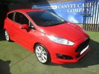 2013 Ford Fiesta 1.0 EcoBoost Zetec S (s/s) 3dr