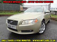 2007 Volvo S80 2.5 T SE Sport T A ONLY 65000mls - KMT Cars