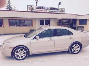 2009 Ford Fusion SEL  ALL WHEEL DRIVE