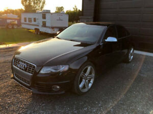 2012 Audi S4 premium Berline automatique supercharged AWD