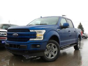 2018 Ford F-150 *DEMO* LARIAT 5.0L V8 502A