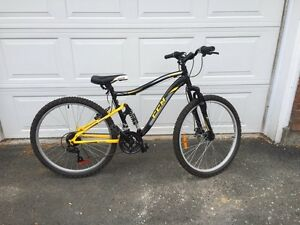 "Like new CCM Static Full Suspension 26"" Mountain Bike"