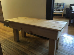 Pine bench - untreated - free