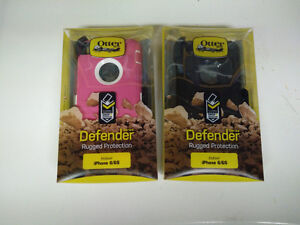 Otter Box Defender Cases for iPhone 6 / 6S. Brand New
