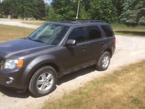 2011 Ford Escape XLT FWD. Certified and emissions tested  Cambridge Kitchener Area image 4