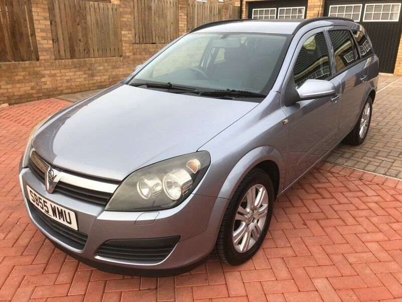 Vauxhall Astra 1.4 Active Estate, 70k Miles, July 2018 Mot