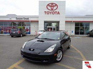 2002 Toyota Celica GT ONE OWNER CLEAN CARPROOF