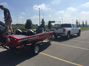 Bass boat for sale! NEW!